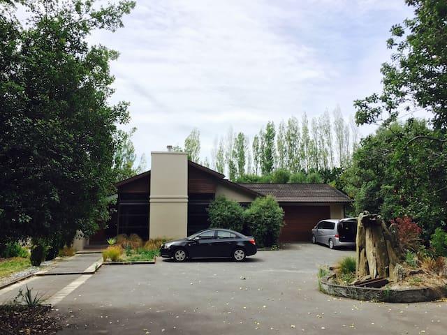 Lifestyle family home 半乡村式别墅 - Christchurch