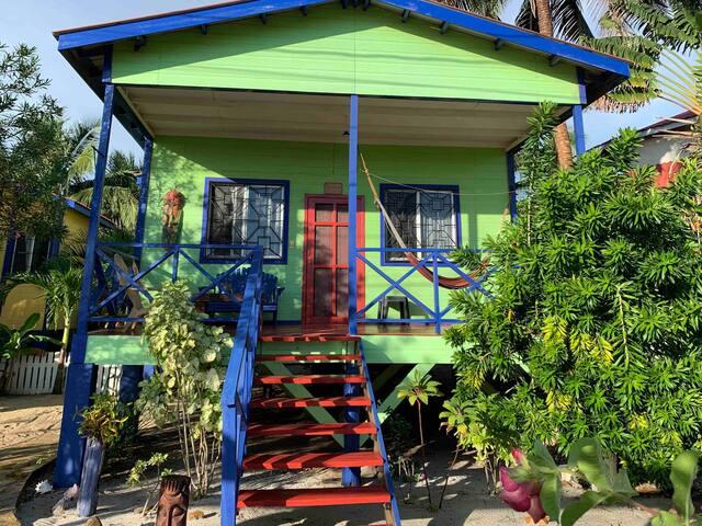 Mayflower Cabana at All Seasons Guest House