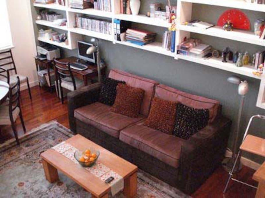 2 bed 2 bath apartment city centre flats for rent in. Black Bedroom Furniture Sets. Home Design Ideas