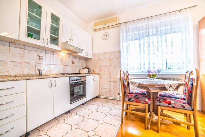 Apartments Ahel / One bedroom A1 - Jadranovo - Byt