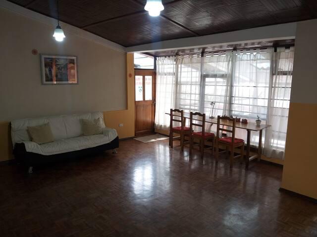 Habitaciones para descanso o estudios