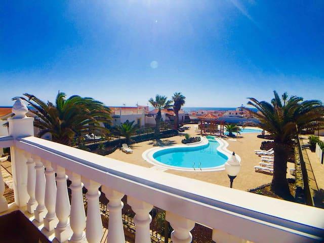 ⭐ Bungallow: piscina y relax ⭐