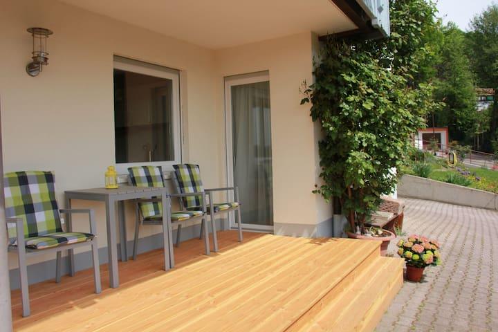 Ferienwohnung Kist, (Sasbachwalden), Ferienwohnung, 60qm, 1 Schlafzimmer, max. 4 Personen