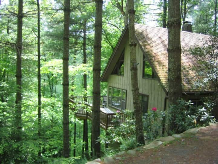 Stonecliff-River Access, Hiking Nearby, Wood burning Fireplace, Game Room, Family Friendly