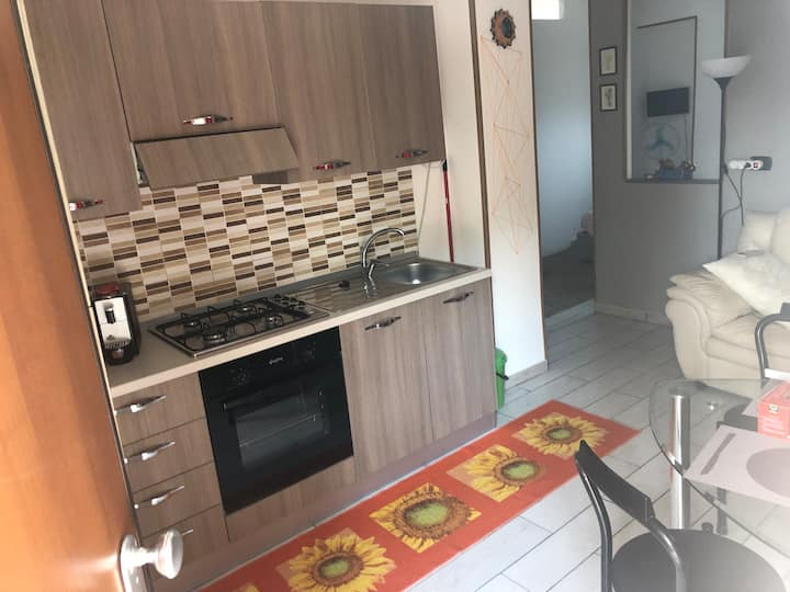 Etna house Pedara 2.0 appartm privat e autonomo