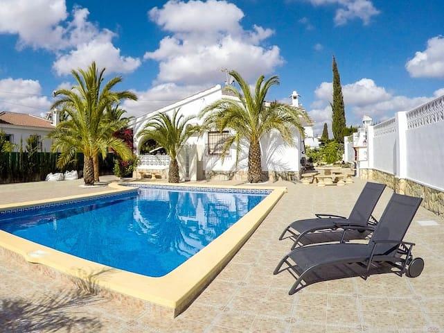 Cosy mediterranean style villa for rent - Ciudad Quesada - วิลล่า