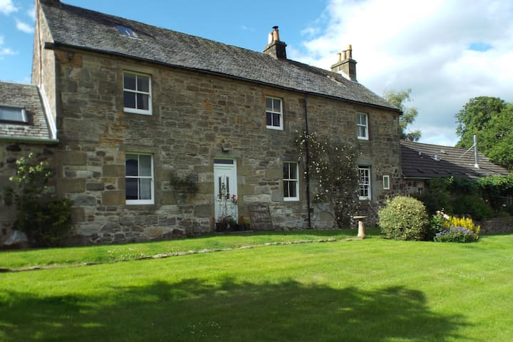 Family Farmhouse in Central Scotland - Kilsyth - Hus