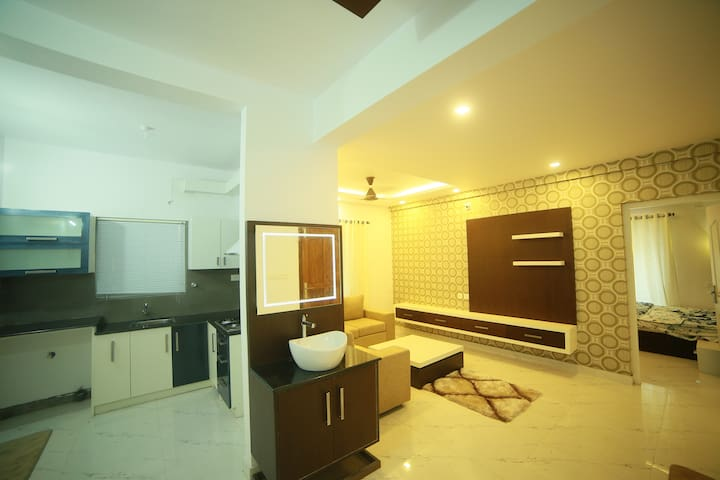 SRM TOWER RESIDENCY Guruvayoor-2BHK- SRM LUXURY