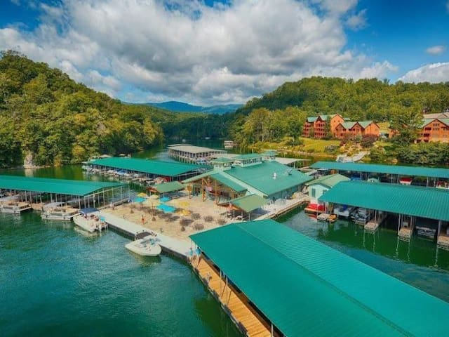 Hemlock Haven on Norris Lake, seriously sweet