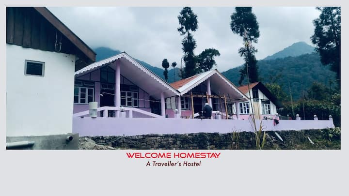 Welcome Homestay -A Traveller's Hostel