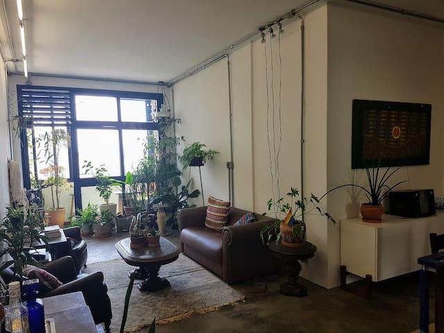 Apartamento do Leandro