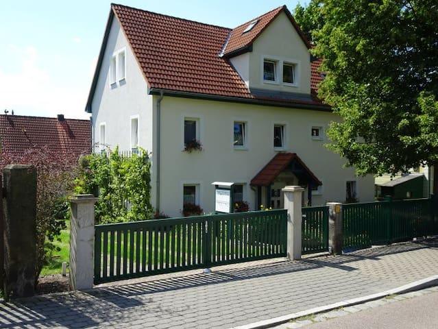 Ferienwohnung nahe Pillnitzer Schloss