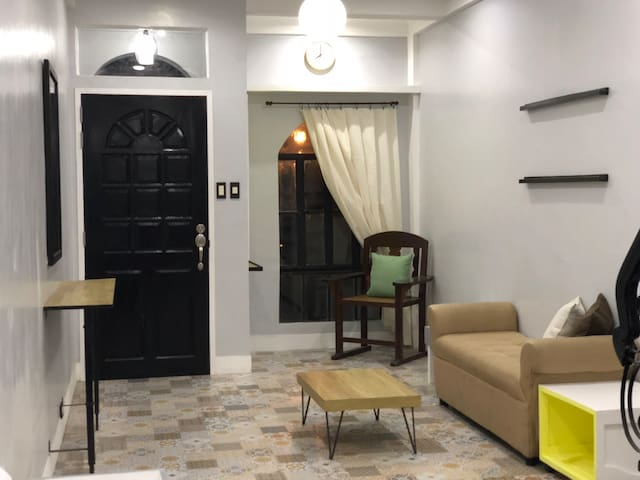 Unit B Modern Vintage Townhouse in Cainta, Rizal