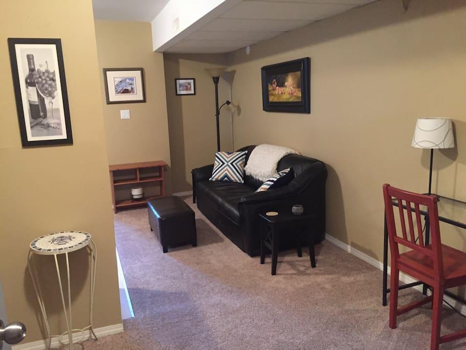 One Bedroom Suite In Bridgeland House Apartments For Rent In Calgary Alberta Canada