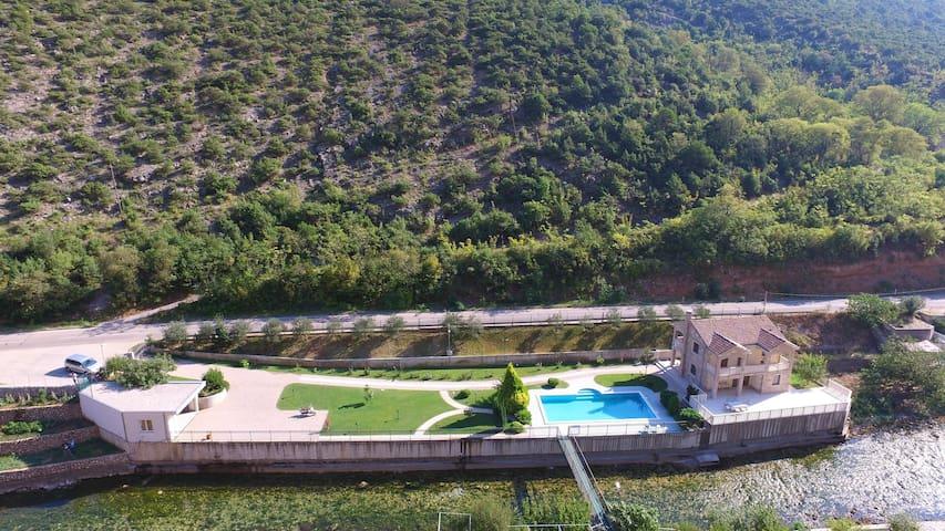 """Luxury Villa """"Ambassador"""",Medjugorje,Stolac,Mostar"""