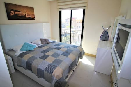 Bright &Stylish&Spacious 1+1 Room Apartment Alanya