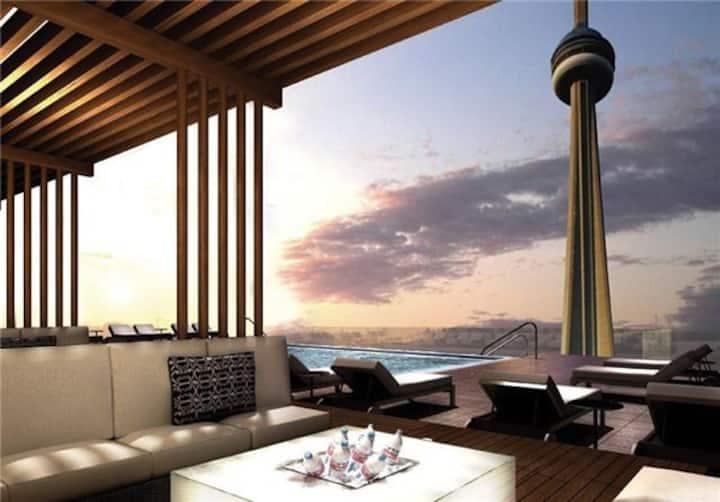 *Perfect 2BR/2BA CONDOS CN Tower,Union,TIFF/MTCC