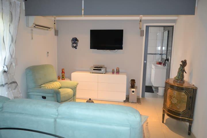""""""" suite 30 m2 idéale pour couple"""""""
