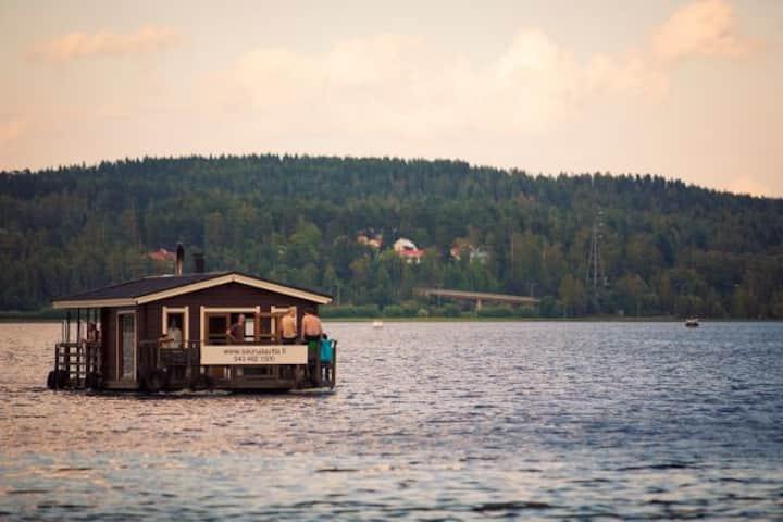 All inclusive sauna cruise