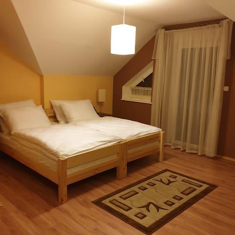 Sypialnia I