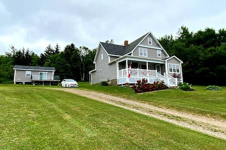 Ocean View Retreat on the Cabot Trail - WIFI
