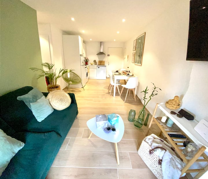 LUCKY BAMBOO location appartement en centre-ville