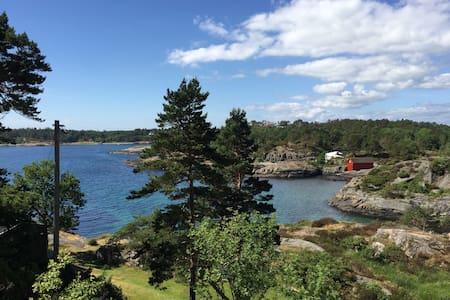 Sommerdrøm på Sørlandet - Alve på Tromøy, Raet 2