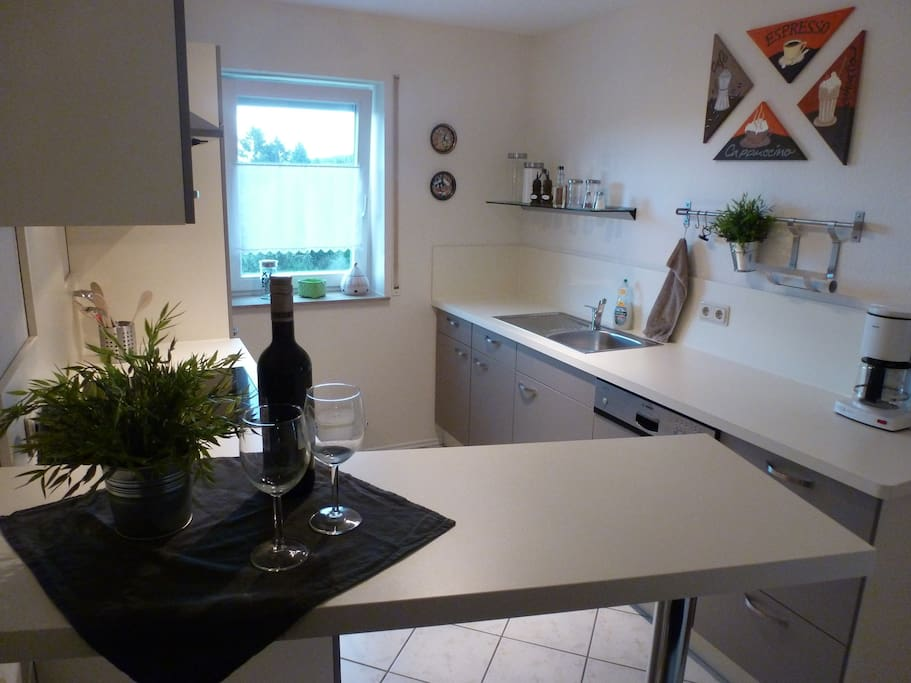 Wohnung f r 5 personen n he bodensee allg u alb for Bodensee apartment