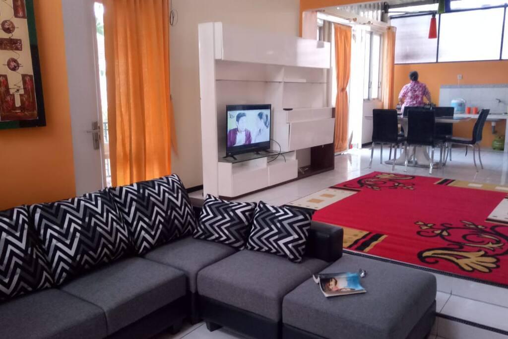 Living Room - Ruang Santai