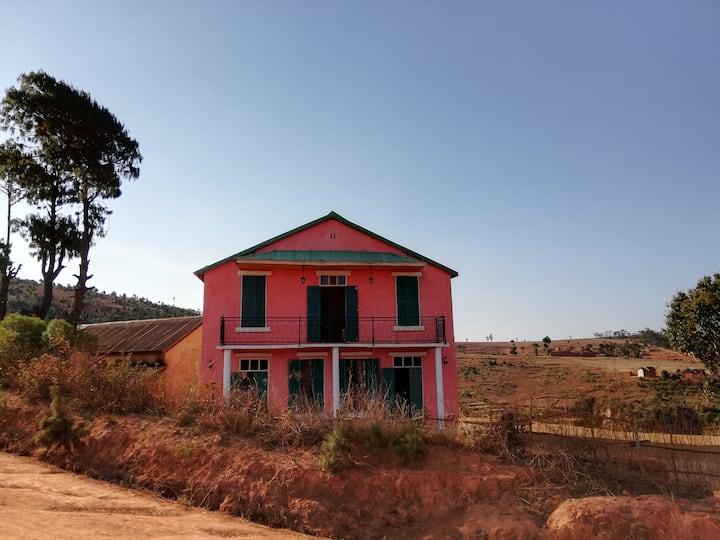 Une évasion au coeur de la vie rurale