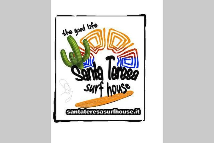 Surf House Santa Teresa Room Joy - Santa Teresa Gallura - Bed & Breakfast