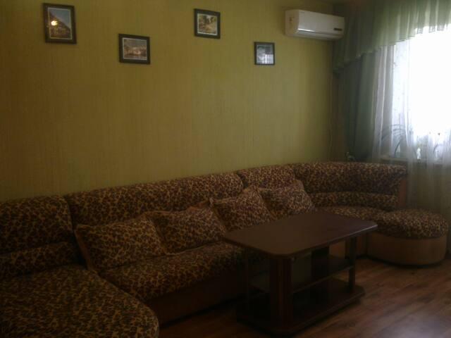 2 комнатная квартира на пр.Гагарина - Orenburg - Apartment