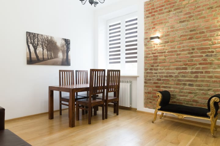 LUX apartment in the city center!!!