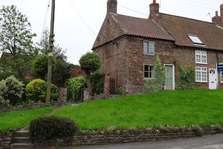 Shepherd's Cottage 1, High Street, Stillington. - Stillington - 独立屋