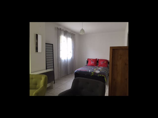 Charmant studio fonctionnel - Bastia - Apartment