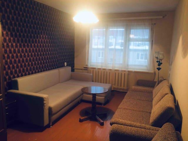 Апартаменты на Ленинградской 16