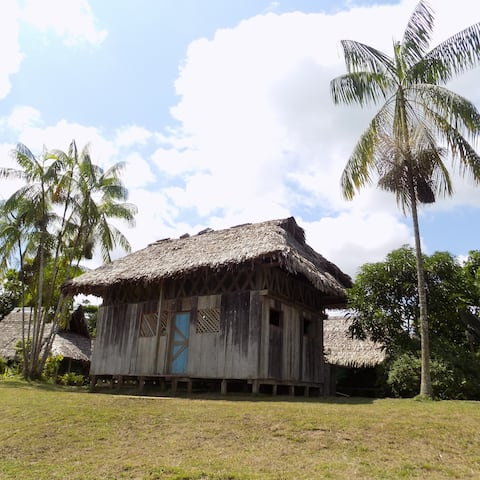 Amacayacu Lodge