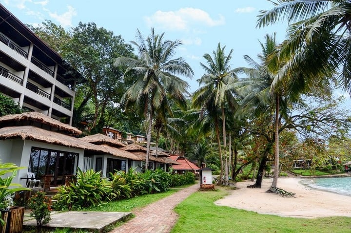 Spacious Family Bungalow in Koh Chang!
