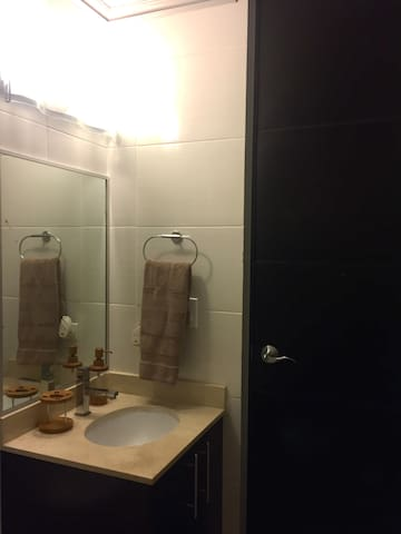 Private Bathroom (Updated Oct 2016)