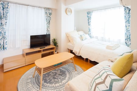 ★New Open! Near Asakusa & Ueno・Free WiFi★ - Taitō-ku