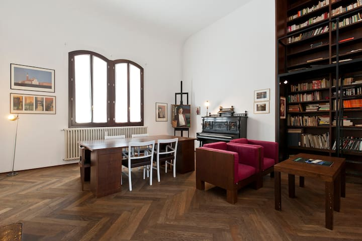 Accademia 3 Bedrooms Canal view - Venezia - Apartment