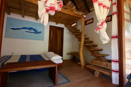 Magica Cabaña en Mazunte - Mazunte - Huoneisto
