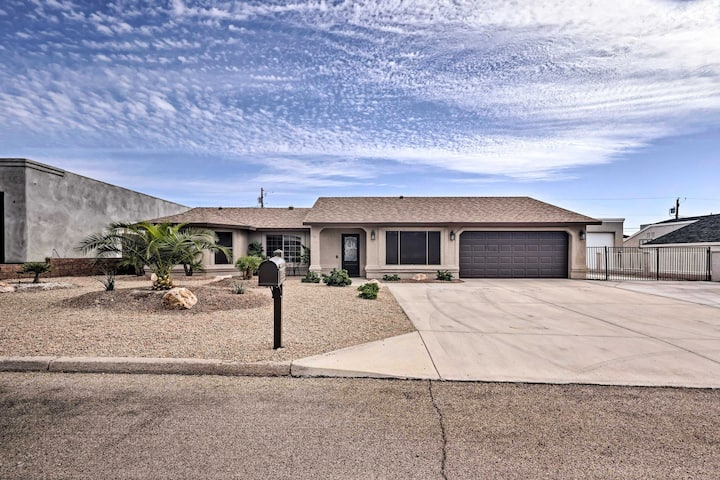NEW! Home with Pool, Mtn Views <1Mi to Lake Access