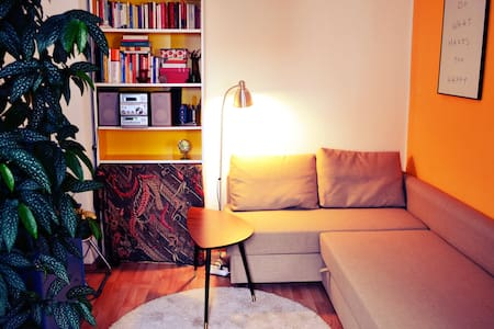 Cosy sunny flat near to the river - Apartment