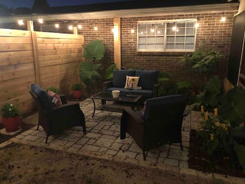 Cozy Cottage in the Heart of Pensacola