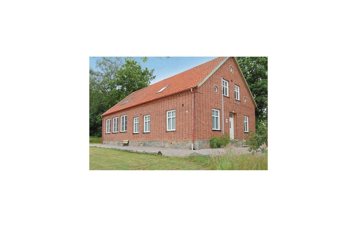 Stunning home in Sjöbo with WiFi and 1 Bedrooms
