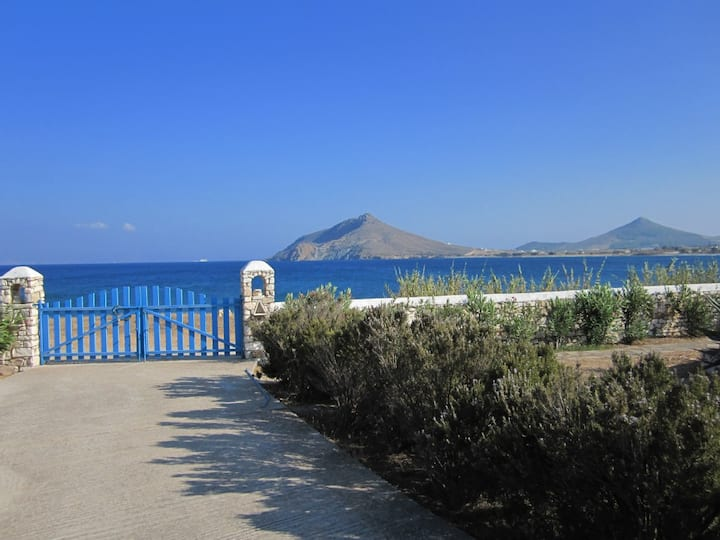 Spectacular Sea FRONT Villa Keroessa