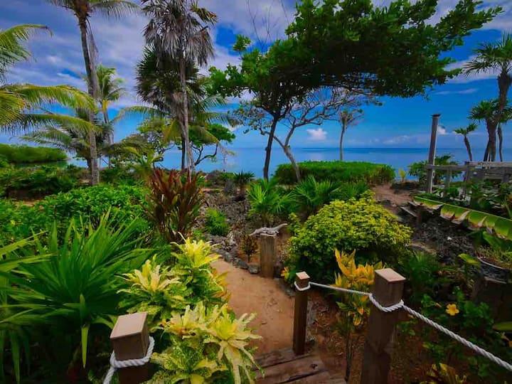 Waterfront Mango Cottage