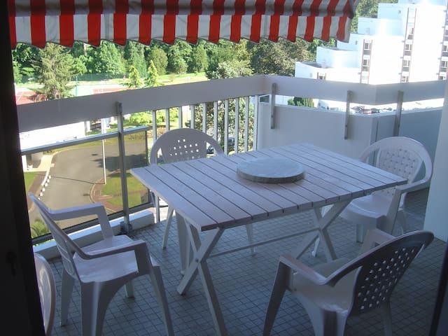 Table à manger balcon