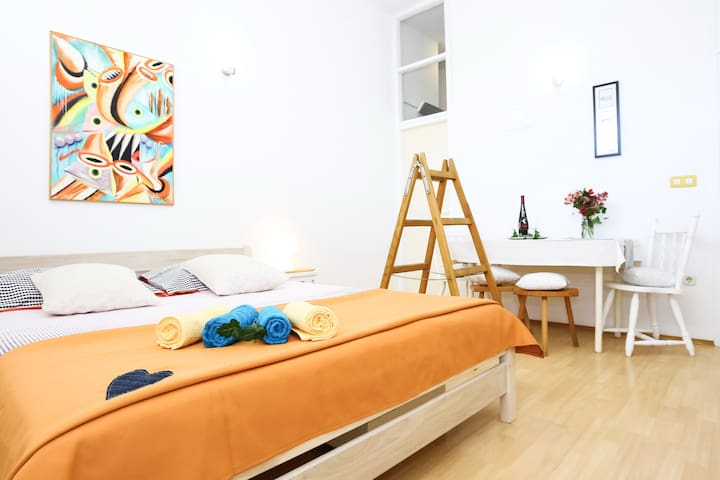 Lovely studio Good location - Zadar - Byt